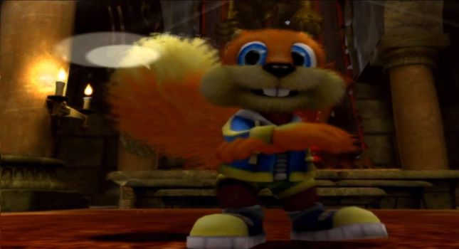 conker live and reloaded screenshot #1 by yoshiyoshi700