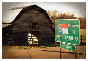 Welcome to Clay County NC by kurtywompus