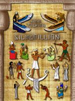 Egypt-style Silmarillion by MirachRavaia