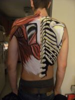 Marc Body Painting by shawnamacd