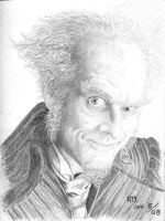 Count Olaf by Itsmerick