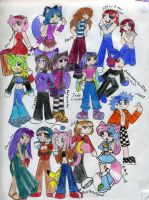 Freinds 2006 by hopelessromantic721