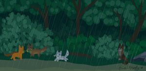 WoBS: A Stormy Night in Thunderclan- //kits// by Eeveelutions95
