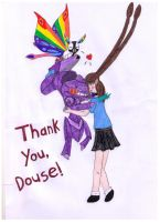 For Douse by LegendaryEon