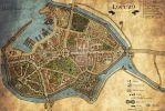 Fantasy Roleplay City Map by Adhras