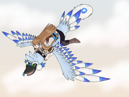 Wind by ErythraPyralis