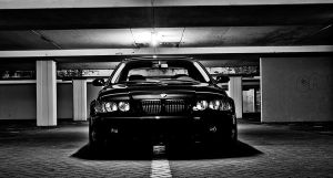 Nightshoot BMW E46 coupe 5 by bekwa