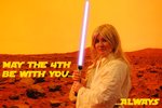 Happy Star Wars Day 2014 by Holly-Batali