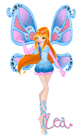 Lea: Enchantix by Amber0Productions