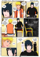 NaruSasu douji Pg 102 PhotoShoot by Cassy-F-E