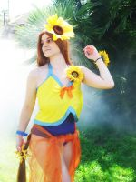 Leona Pool Party_cosplay12 by kairimiao13