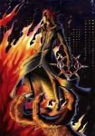 KH2-Lord of the Flames by Rey-HANA