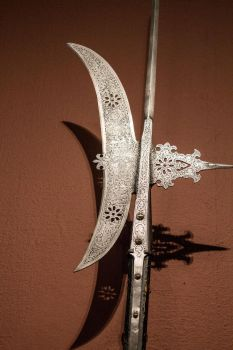 Halberd pokey knife thing 2 by photoshopranger