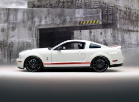 WhiteRed GT500 - Wheel 0ptions 3 by lovelife81