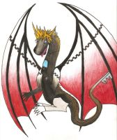 Roxas Dragon...Again by Frizz-Storyteller