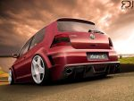 Volkswagem Golf R32 by RDJDesign