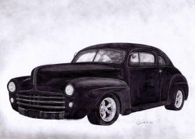 1948 Ford Custom by Laggtastic
