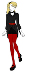 Fashion Design: MiniMandy Inspired Outfit by MaliceInTheAbyss