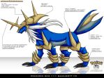 Pokedex 503 - Samurott FR by Pokemon-FR