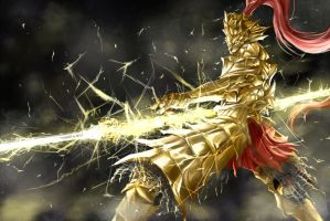 Ornstein by oukaen