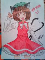 Is time to nya- Kinta by Capolecos