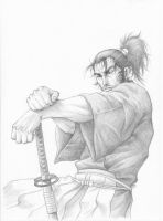 Samourai by hydriss28