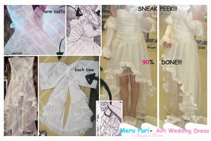 Airi Wedding Dress - Update by AngelicPara
