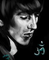 George Harrison Again by GoodGurlGonBad