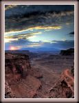 Sunrise at Canyonlands by papatheo