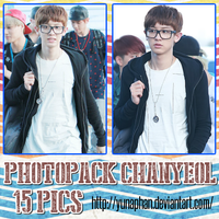 PHOTOPACK ChanYeol (EXO) #43 by YunaPhan