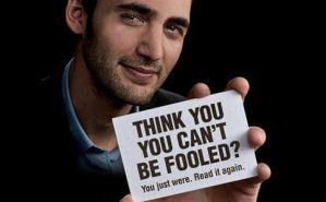 Think You You Can't Be Fooled? by misspuggsley21