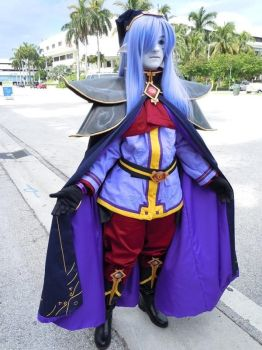 Completed Vaati Cosplay! by Reily96