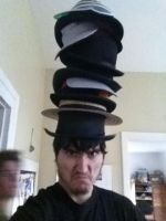 -Monsterious Mountain of Hats- by busted-pc