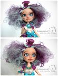 Maddie Hatter EAH repaint 2 by kamarza
