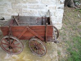 Antique Cart by Altaria13-Stock