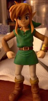 Figma Link 2 by LOZRocksmysocks77