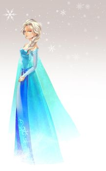 Elsa by Umintsu
