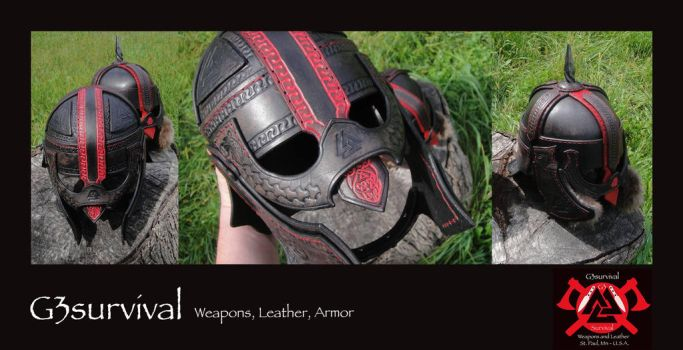 G3survival Viking Helm Banner by G3survival