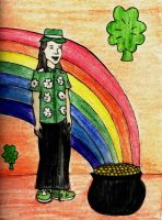 St. Patrick's Day, Daria Style by SavvyRed