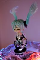 Miku Append: Dim Light by kixkillradio