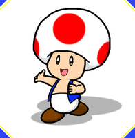 Simply Toad by Nintendrawer
