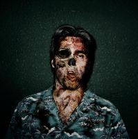Dunkel Zombie by lythron