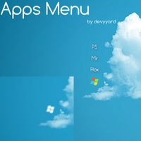 Apps Menu by devyyard