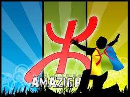 Proud to be Amazigh by ReZki