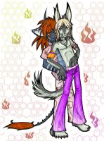 furry yaoi by antwantheswan