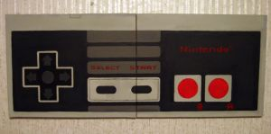 NES Controller by TheRealSlimPickins
