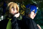 Look into the Light-Vocaloid by NaiShiteru