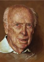 + James Watson + by DarthFar