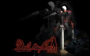 Devil May Cry Wallpaper 4 by Spitfire666xXxXx