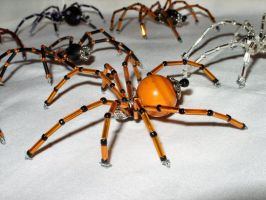 Halloween Spiders 1 by Laurie4000